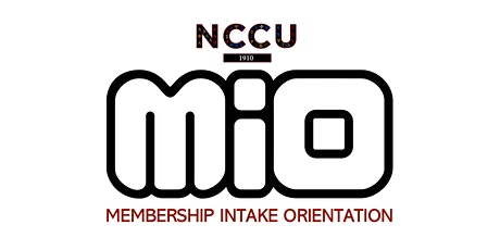 NCCU: Virtual Membership Intake Orientation #3 (Fall 2021) tickets
