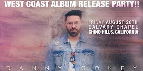 Danny Gokey West Coast Album Release Party | Chino tickets
