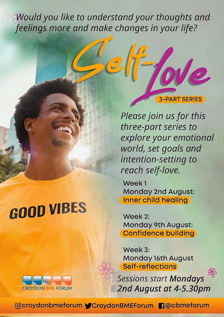 Wellbeing Workshop: Self-love Part 3 image