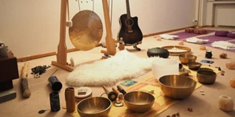 Gong Bath and Meditation Evening tickets