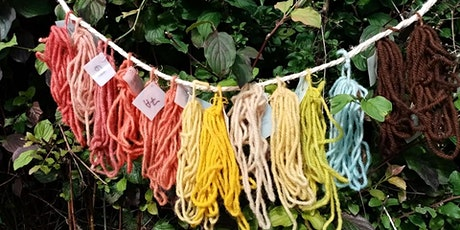 Viking felting and dyeing workshop for Home Educated children tickets