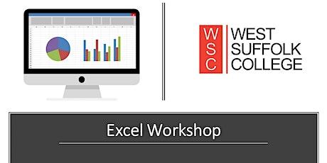 Excel Workshop - Advanced tickets