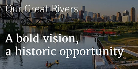 Information Session: Our Great Rivers tickets