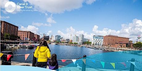 Let's Walk: Liverpool Waterfront Ranger Walk tickets
