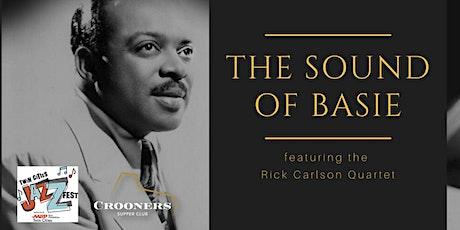 Basie's Birthday with Rick Carlson Feat Doug Haining Keep Music Live tickets