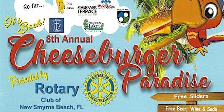 Cheeseburger Paradise tickets