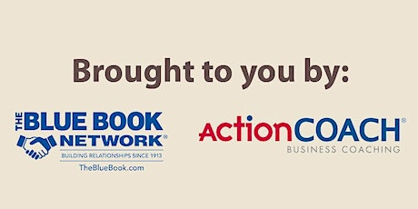 Business Builder Series Presented by Blue Book Network and ActionCOACH-WI tickets