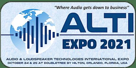 ALTI-EXPO 2021 tickets
