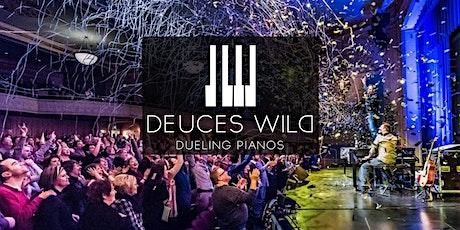 Deuces Wild Dueling Pianos in Freeport tickets