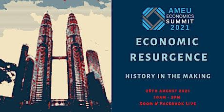 AMEU Economics Summit 2021 biglietti