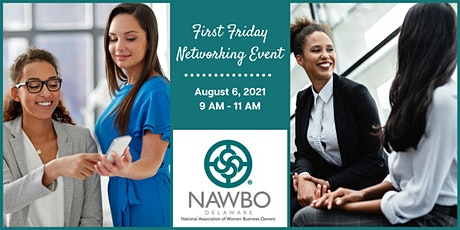 August First Friday Networking Event tickets