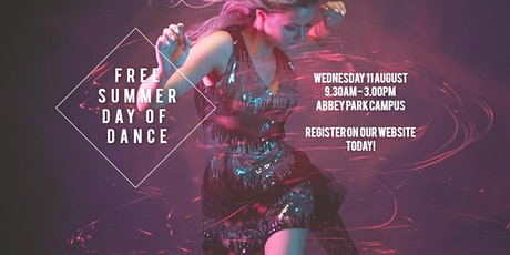 Leicester College FREE summer Day of Dance tickets