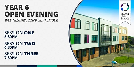 Year 6 Open Evening tickets