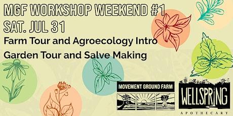 Movement Ground Farm Workshop Weekend #1 tickets