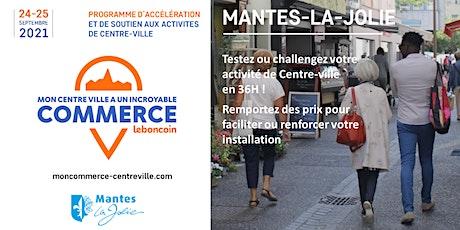 Mon Centre-Ville a un Incroyable Commerce - Mantes-la-Jolie billets
