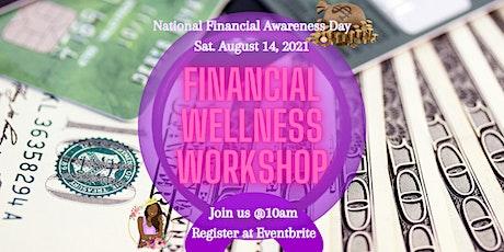 A Fun Financial Wellness Workshop tickets