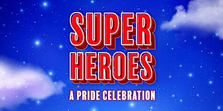 Superheroes! tickets