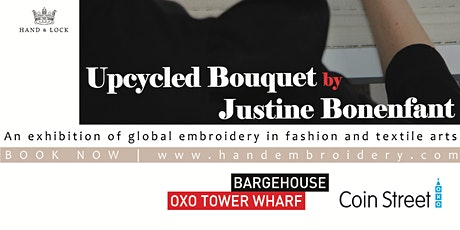 Upcycled Bouquet with Justine Bonenfant tickets