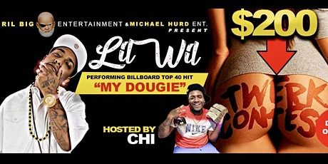 Ril Big Ent and Michael Hurd Ent presents Lil' Wil tickets
