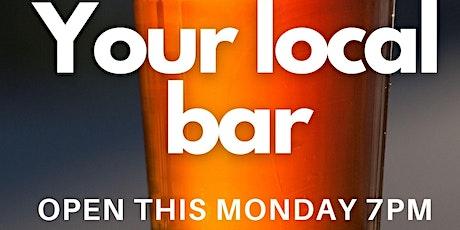 Brickworks Bar - Monday 9th August tickets