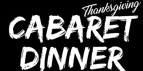 """Thanksgiving Themed Cabaret Dinner With """"Elvis"""" tickets"""