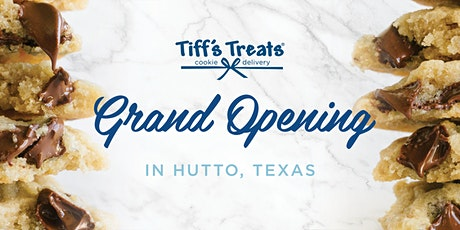 8/7 Tiff's Treats Hutto Grand Opening Event tickets