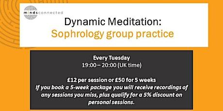 Dynamic Meditation: Group Sophrology session tickets