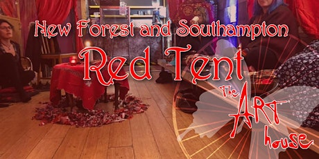 Red Tent wisdom & sharing circle (in person), August 2021 tickets