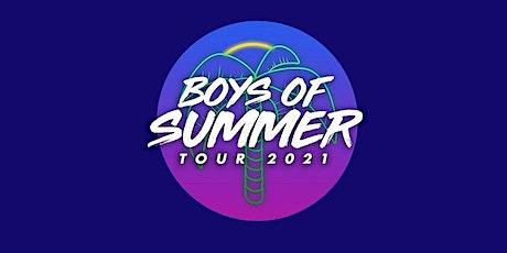 BOYS OF SUMMER TOUR 2021 tickets