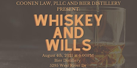 Whiskey and Wills tickets