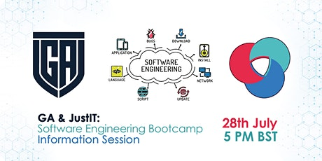 Game Academy: Software Engineering Bootcamp Information Session tickets