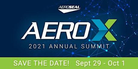 AERO-X: 2021 Annual Summit tickets