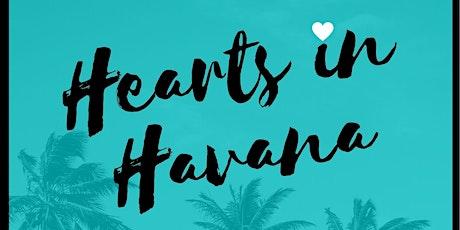 Hearts in Havana tickets
