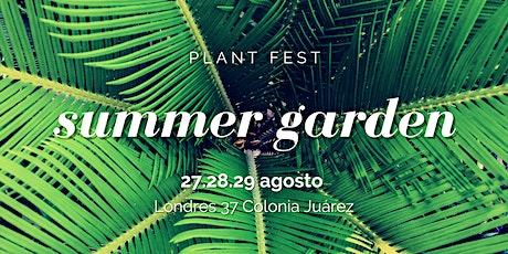 ❁ Plant Fest - 7º Edición ❁ boletos