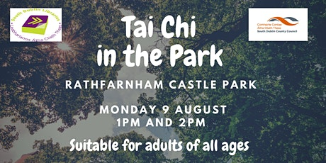 Tai Chi in the Park | Rathfarnham Castle Park tickets