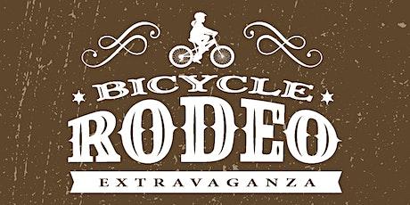 Bicycle Rodeo Extravaganza tickets