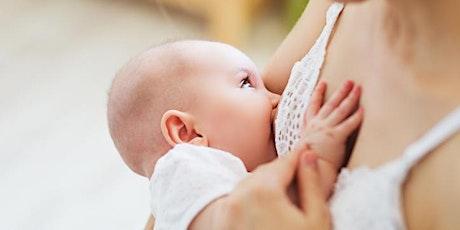Breastfeeding 101: Feeding Your New Baby tickets