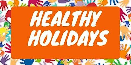 Healthy Holidays - Creative Writing tickets