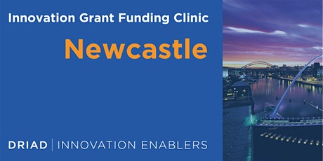 Grant Funding Clinic - Newcastle tickets