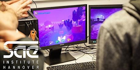 GameArt: Creating Worlds - Level Design mit Unreal Engine Tickets
