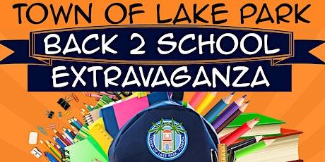 Back 2 School Extravaganza tickets