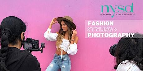 L. Smith Fashion Photography -  NYSD'S Free Virtual Webinar Series tickets