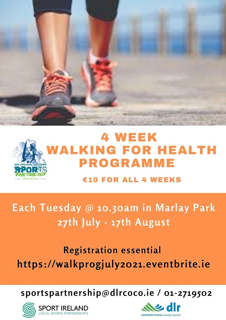 Walking For Health Programme image