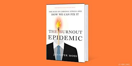 HBR Live Webinar: The Burnout Epidemic Tickets