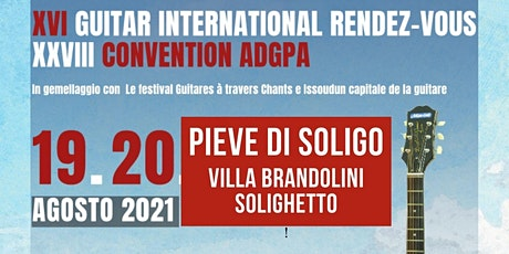 Guitar International Rendez-Vous biglietti