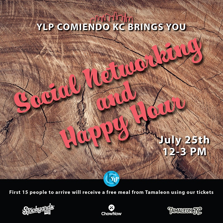YLPKC Social Networking and Happy Hour image