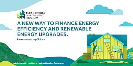 Clean Energy Improvement Program - Info Session - Edmonton Contractors tickets