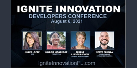 Ignite Innovation - Developers Conference tickets