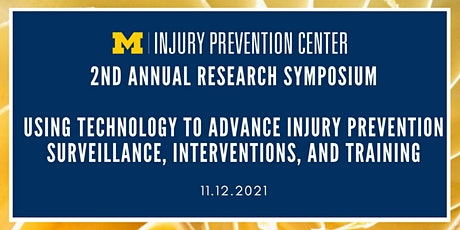 2nd Annual Virtual Injury Prevention Center Research Symposium tickets