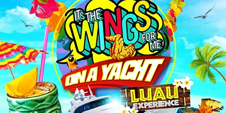 """Its the WINGS for me """"Luau Experience"""" tickets"""